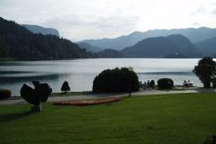 Bled - izlet okrog jezera