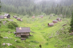 Dedno polje 1540 m