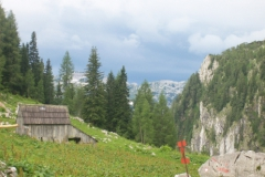 Viševnik 1620 m