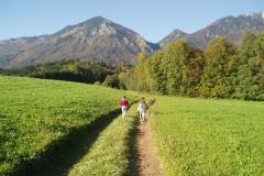 Jesen sprehod izlet