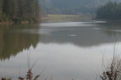 Pogled na Gradiško jezero