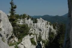 Bijele stijene - Bele stene