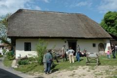 Goričice, domačija pri Češnjevcu