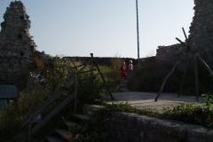 izlet na Stari grad nad Kamnikom