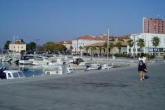 Prostora za sprehod je v Kopru po novem več kot dovolj!