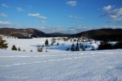 Zima v Babnem Polju