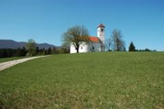 Zelše, cerkev sv. Volbenka