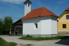 Dane, kapelica sv. Izidorja