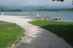 Kopališče ob Velenjskem jezeru