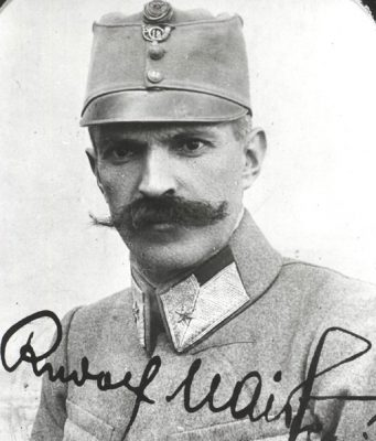 portret Rudolf Maister