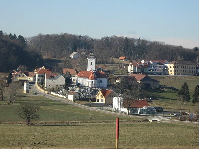 jurovski dol Občina Sveti Jurij v Slovenskih goricah