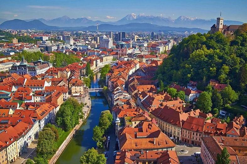 ljubljana Občina Ljubljana