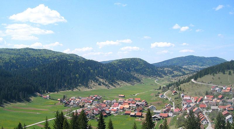 loski potok Občina Loški Potok
