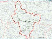 Sveta Ana - zemljevid