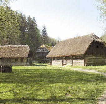 Muzej na prostem pri kartuziji Pleterje
