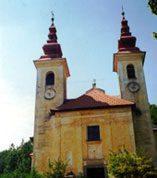 Marijina cerkev v Tomišlju