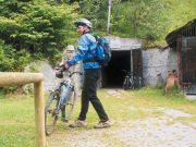Vhod v rudnik na Igrčevem
