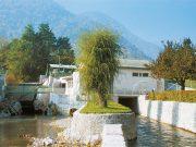 Mala hidroelektrarna Škofja Loka obratuje že od leta 1920