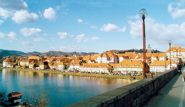 Panorama Maribora