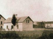Ljubljanska plinarna iz leta 1861.