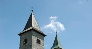 Cerkev sv. Neže na Kumu