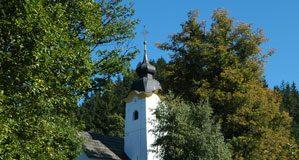 Cerkev sv. Barbare na Legnu
