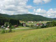 Najhladnejši naseljeni kraj v Sloveniji – Babno Polje leži na nadmorski višini 756 m.