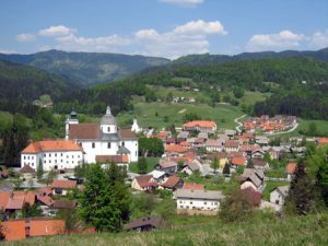 mesta gornji grad gornji grad Spodnja Štajerska