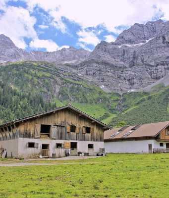 Hiša v Avstriji