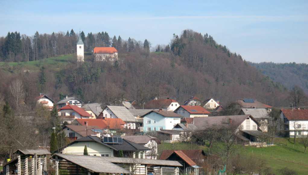 Gradišče pri Lukovici