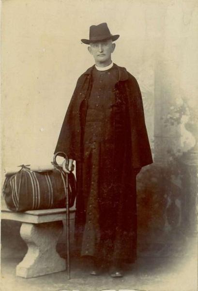 Rimskokatoliški duhovnik Josip Lavtižar