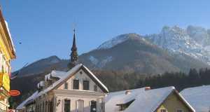 Turistično mesto Kranjska Gora