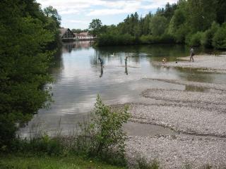 Jezero Črnava pri Preddvoru