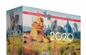 Redna zbirka Celjske Mohorjeve družbe 2020